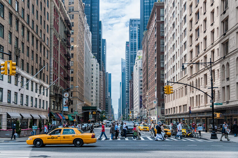 New York is a Top Corporate Travel Destination for 2018, According to Travel Agency