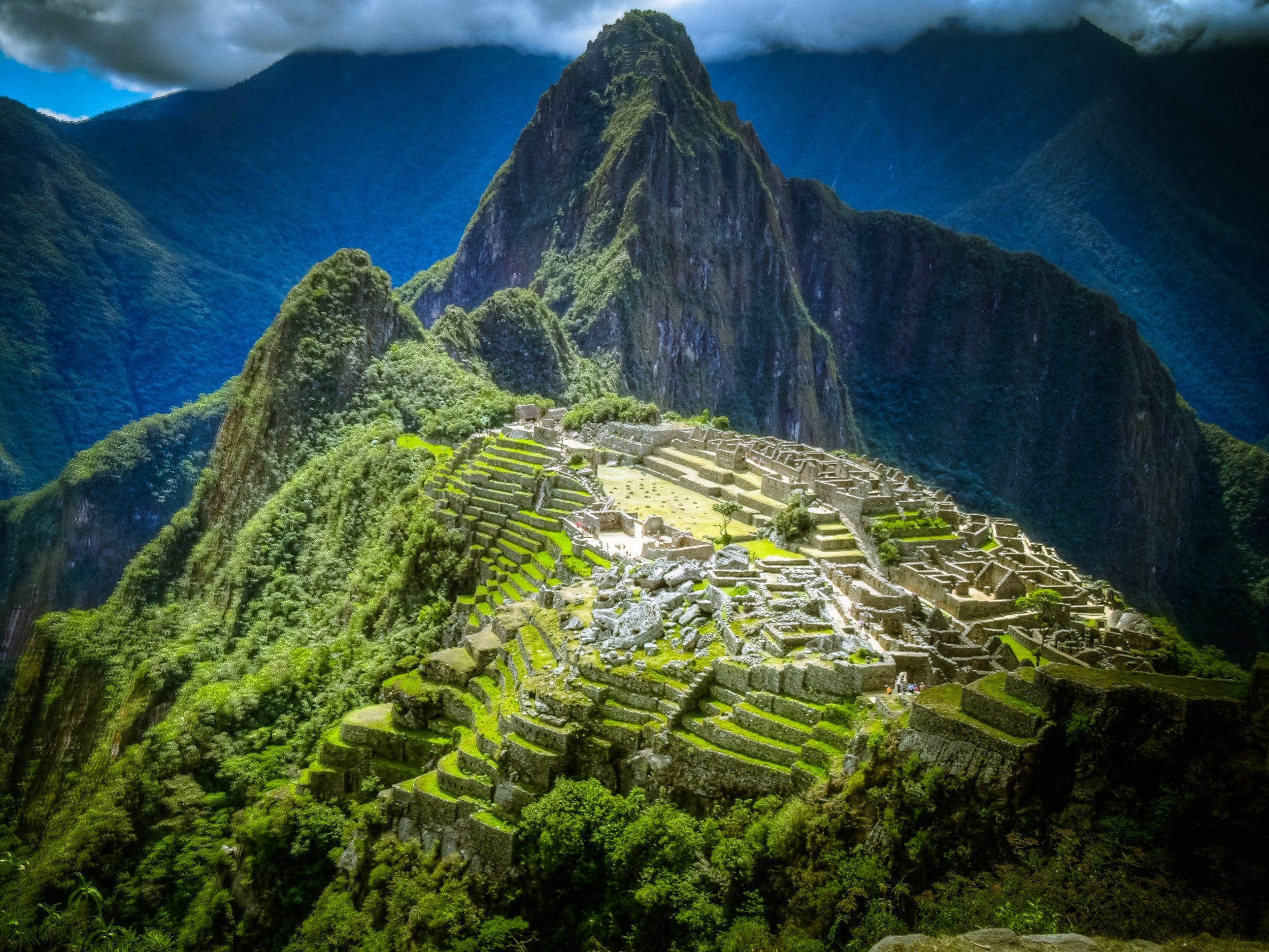 machu picchu peru business travel