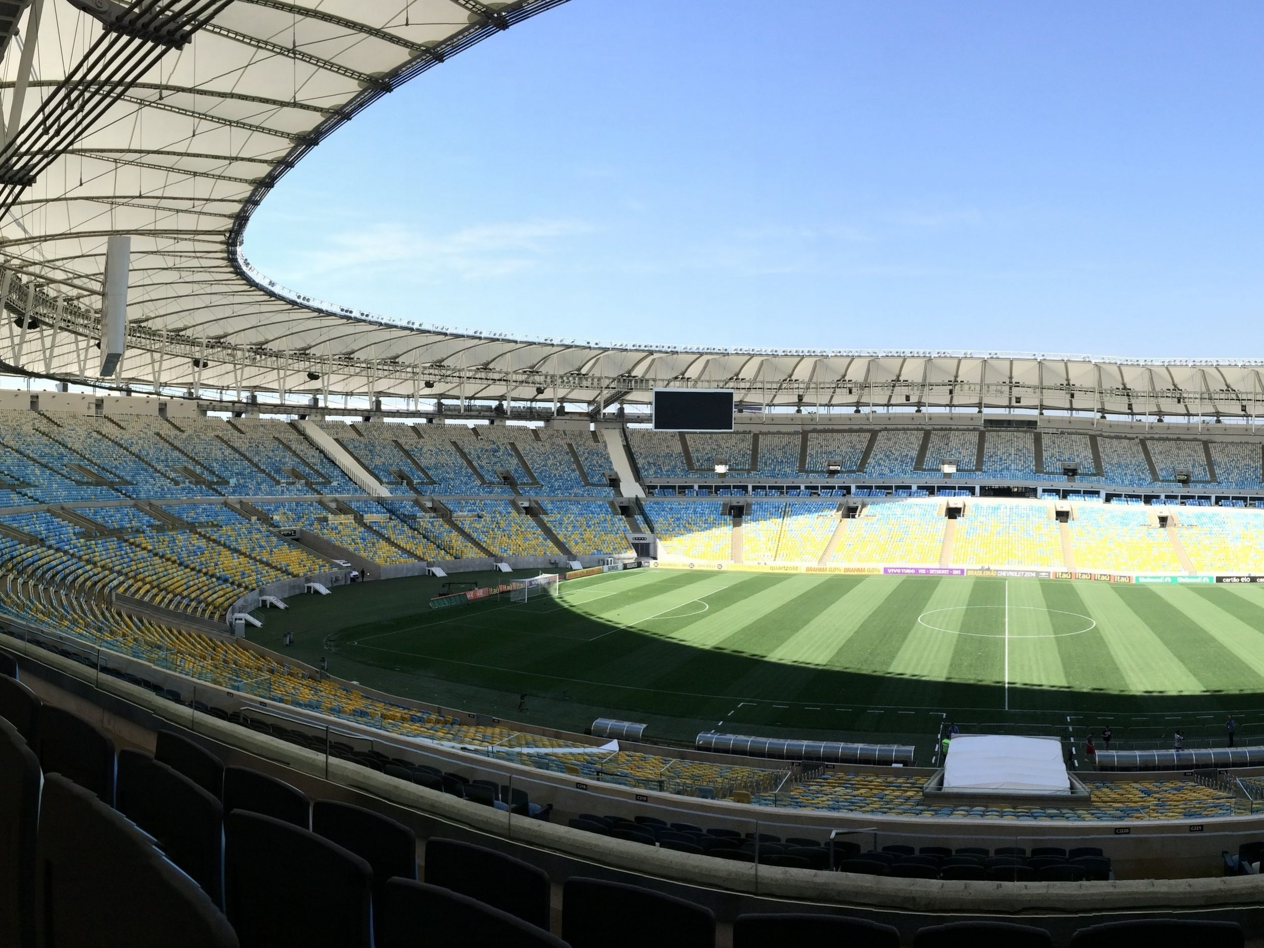 maracana stadium brazil business travel