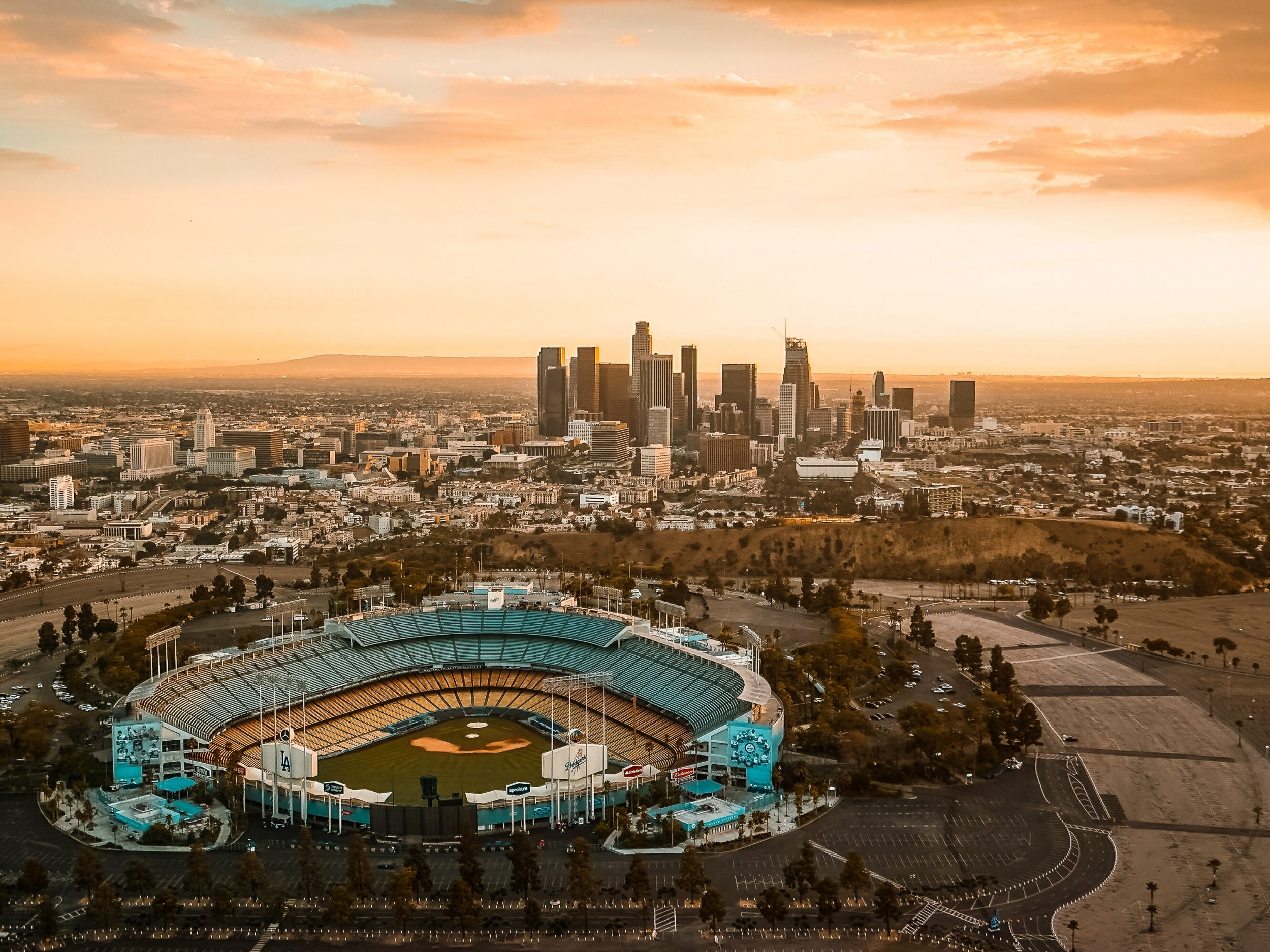los angeles us business travel